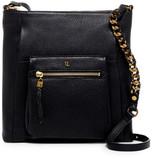 Elliott Lucca Gwen Flat Leather Crossbody Bag