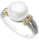 Lagos Luna Pearl Ring
