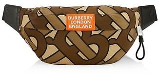 Burberry Freddie TB Monogram Belt Bag