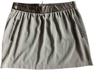 La Petite Francaise Grey Skirt for Women