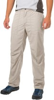 White Sierra Insect Shield® Bug-Free Base Camp Pants - UPF 30 (For Men)