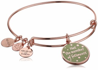 Alex and Ani Harry Potter It is The Quality of One's Convictions EWB SR