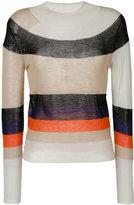 Henrik Vibskov LA Lovin print sweater - women - Wool - XS