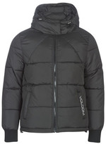 Volcom HIP STONE PUFFA women's Jacket in Black