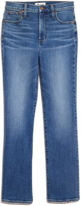 Madewell Slim Demi-Boot Jeans