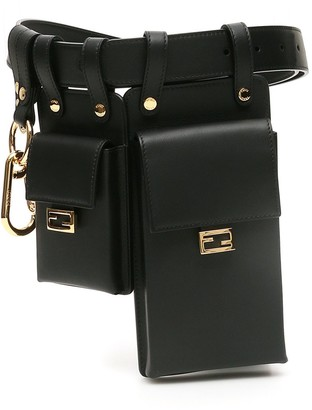 Fendi Multi Pockets Belt