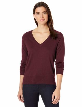 Pendleton Women's Merino V-Neck Pullover Sweater