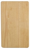 Architec 13 x 8 Inch Non-Slip Wood Cutting Board