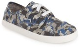 Toms Boy's 'Paseo - Ripstop' Sneaker