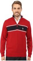 U.S. Polo Assn. 1/4 Zip Sweater