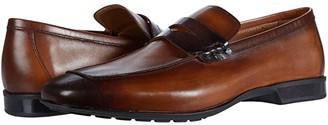 Bruno Magli Dorino (Cognac/Dark Brown) Men's Shoes