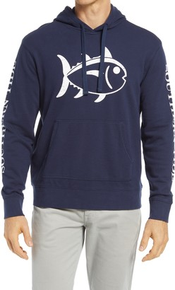 Southern Tide Upper Deck Graphic Hoodie