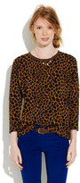 Madewell Wildprint pullover