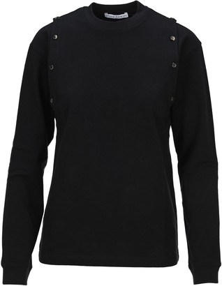 J.W.Anderson Button Detail Long-Sleeve Top