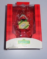 Carlton 2015 Elmo with Present Ornament