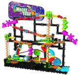 The Learning Journey Neutral Techno Gears Marble Mania Wacky Trax - Multi Color (350+)