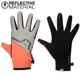 Karrimor Womens Xlite Reflective Gloves Elasticated Visibility Outdoor Windproof
