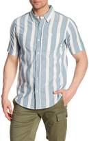 Ezekiel Parker Striped Regular Fit Shirt