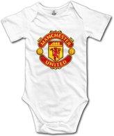 FDGRST Manchester United FC Louis Van Gaal Cute Baby Onesies Bodysuits