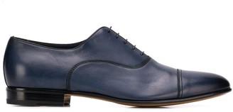 Santoni Classic Lace-Up Shoes