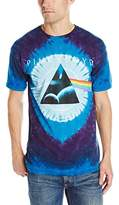Liquid Blue Men's Dark Side Galaxy T-Shirt