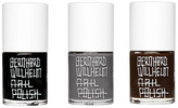 "Uslu Airlines Dark Nail Polish Collection ""Creep"""