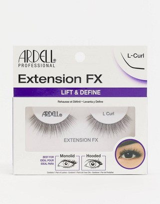 Ardell Extension FX L Curl Eyelashes