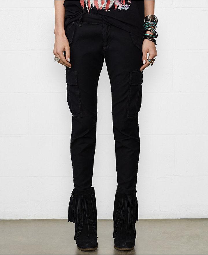Denim & Supply Ralph Lauren Skinny Cargo Pants