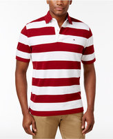 Tommy Hilfiger Men's Logan Striped Cotton Polo
