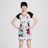 Disney Women's Mickey Mouse & Friends Nightgown