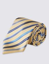 Marks and Spencer Striped Tie
