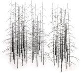 Artisan House C. Jeré, Winter Trees, Set of 3