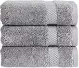 Christy Bamford Towel - Dove Grey - Guest Towel