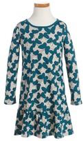 Tea Collection Toddler Girl's Nansei Ruffle Dress