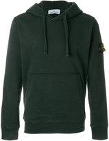 Stone Island classic hoodie