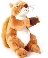 Fiesta Red Squirrel Plush Toy