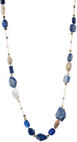 Alexis Bittar Beaded Station Necklace