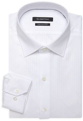 Bugatchi Striped Dress Shirt