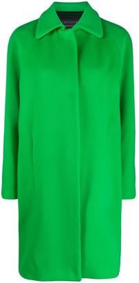 Alberto Biani Raglan Sleeve Coat