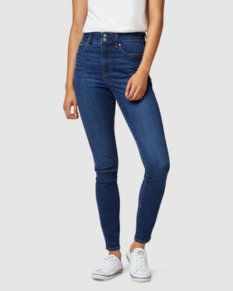 Jeanswest Tummy Trimmer Skinny Jeans True Vintage