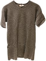 Isabel Marant Grey Cashmere Dress