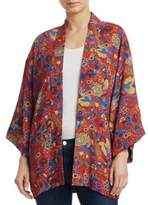 Elizabeth and James Drew Kimono Jacket