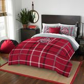 Bed Bath & Beyond Ohio State University Twin Embroidered Comforter Set