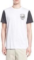 Volcom 'Nowhere Fast' Graphic Crewneck T-Shirt