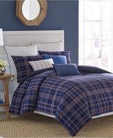 Nautica Eldridge Plaid Twin Comforter Set