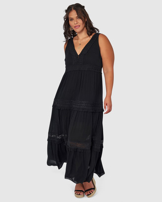 The Poetic Gypsy Storm Chaser Maxi Dress