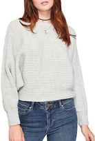 Miss Selfridge Batwing Sleeve Crewneck Sweater