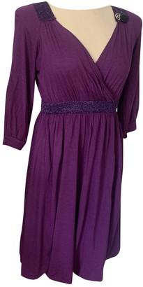 Erotokritos Purple Dress for Women
