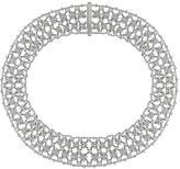 Ice Julie Leah 28 1/7 CT TDW Diamond 18K White Gold Necklace