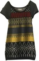 Free People Multicolour Wool Dresses